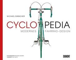 Cyclopedia. Modernes Fahrrad-Design