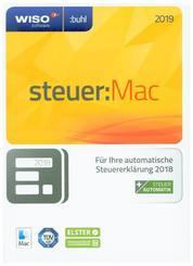WISO steuer:Mac 2019, 1 CD-ROM