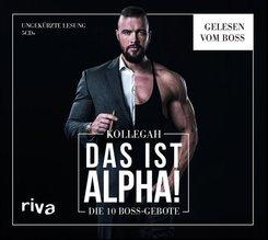 DAS IST ALPHA!, 5 Audio-CDs
