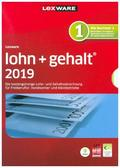 Lexware lohn+gehalt 2019, 1 CD-ROM
