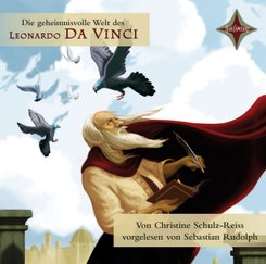 Die geheimnisvolle Welt des Leonardo da Vinci, 1 Audio-CD