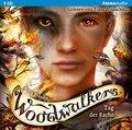 Woodwalkers - Tag der Rache, 5 Audio-CDs