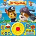 PAW Patrol - Der Piratenschatz, Lenkradbuch mit beweglichem Lenkrad und Geräuschen