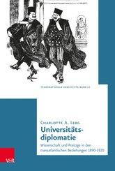 Universitätsdiplomatie