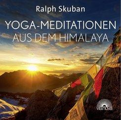 Yoga-Meditationen aus dem Himalaya, 1 Audio-CD