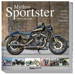 """Harley-Davidson """"Mythos Sportster"""""""