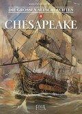 Die Großen Seeschlachten - Chesapeake 1781