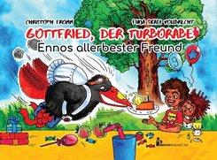Gottfried, der Turborabe, Ennos allerbester Freund