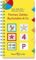 Grün, Gelb, Blau - dreh dich schlau: Formen, Zahlen, Buchstaben & Co.
