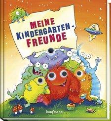 Meine Kindergarten-Freunde - Monster