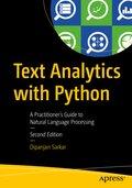 Text Analytics with Python