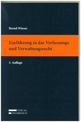 Einführung in das Verfassungs- und Verwaltungsrecht
