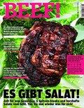 BEEF! - Für Männer mit Geschmack: Es gibt Salat!; .3/2019