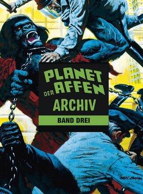 Planet der Affen Archiv - Bd.3