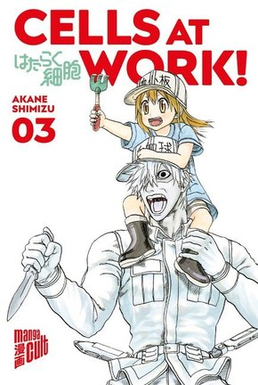 Cells at Work! - Bd.3