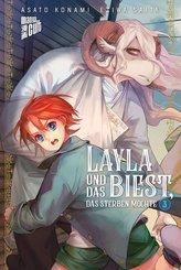 Layla und das Biest, das sterben möchte - Bd.3