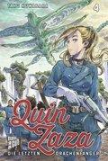 Quin Zaza - Die letzten Drachenfänger - Bd.4