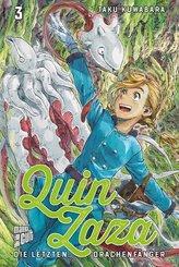 Quin Zaza - Die letzten Drachenfänger - Bd.3