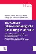 Theologisch-religionspädagogische Ausbildung in der EKD