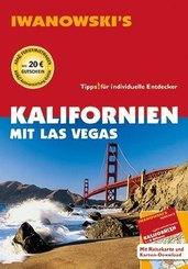 Iwanowski's Kalifornien mit Las Vegas - Reiseführer von Iwanowski, m. 1 Karte
