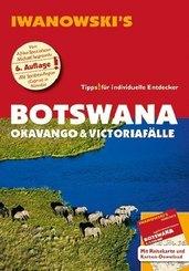 Iwanowski's Botswana - Okavango & Victoriafälle - Reiseführer von Iwanowski, m. 1 Karte