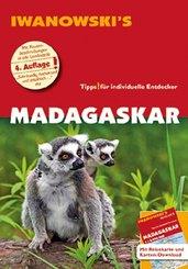 Iwanowski's Madagaskar - Reiseführer von Iwanowski, m. 1 Karte