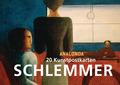 Oskar Schlemmer Postkartenbuch