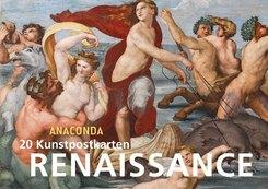 Renaissance Postkartenbuch
