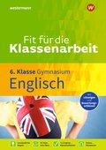 Fit für die Klassenarbeit - Gymnasium - Englisch 6