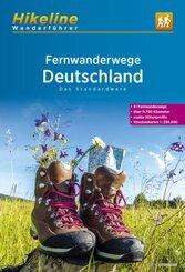 Fernwanderwege Deutschland