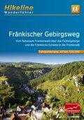 Hikeline Wanderführer Fränkischer Gebirgsweg