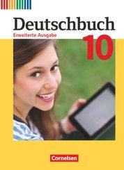 Deutschbuch, Erweiterte Ausgabe: 10. Schuljahr, Schülerbuch