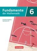Fundamente der Mathematik, Gymnasium G9 Nordrhein-Westfalen 2019: 6. Schuljahr - Schülerbuch