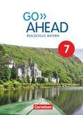 Go Ahead - Neue Ausgabe für Realschulen in Bayern: 7. Jahrgangsstufe, Schülerbuch