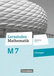 Lernstufen Mathematik - Mittelschule Bayern 2017 - 7. Jahrgangsstufe