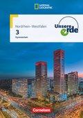 Unsere Erde, Gymnasium G8 Nordrhein-Westfalen: Schülerbuch; 3