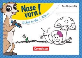 Nase vorn! - Mathematik - Übungshefte - Vorübungen