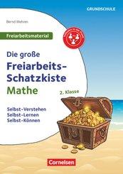 Freiarbeitsmaterial für die Grundschule - Mathematik - Klasse 2