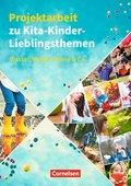 Projektarbeit zu Kita-Kinder-Lieblingsthemen