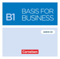 Basis for Business - New Edition: Audio-CD; B1