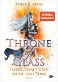 Throne of Glass - Herrscherin über Asche und Zorn