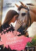 Drei Pferdefreundinnen - Ein neuer Star im Sattel