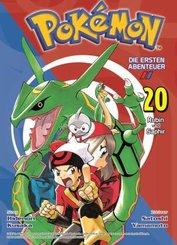 Pokémon - Die ersten Abenteuer - Bd.20