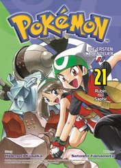 Pokémon - Die ersten Abenteuer - Bd.21
