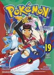 Pokémon - Die ersten Abenteuer - Bd.19