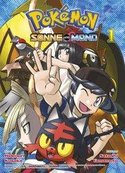Pokémon - Sonne und Mond - Bd.1