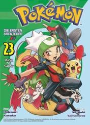 Pokémon - Die ersten Abenteuer - Bd.23
