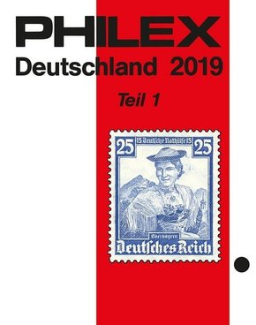 PHILEX Deutschland 2019 - Tl.1