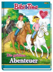Bibi & Tina - Die größten Abenteuer, m. DVD