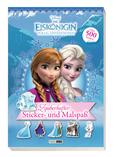 Disney Die Eiskönigin Völlig unverfroren: Zauberhafter Sticker- und Malspaß